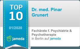 Dr. med. Pinar Grunert • Fachärztin für Psychosomatische Medizin und Psychotherapie und Psychoanalytikerin in Berlin, muttersprachlich auf deutsch und türkisch